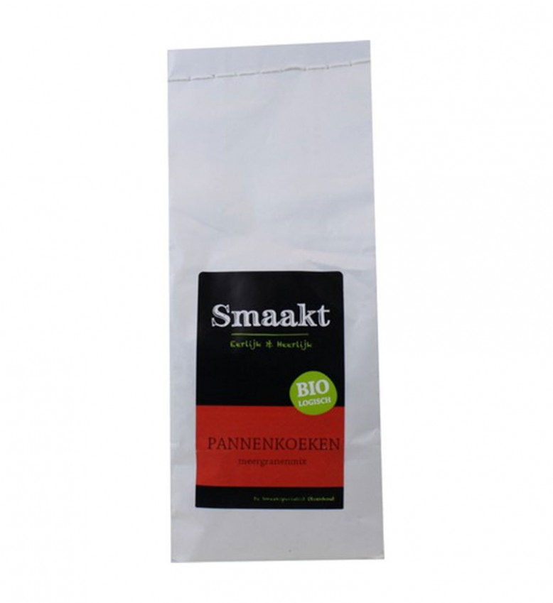 Mix de fainuri pentru clatite bio 400g SMAAK