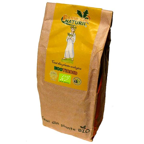 Ceai Ecotiroid bio 50g