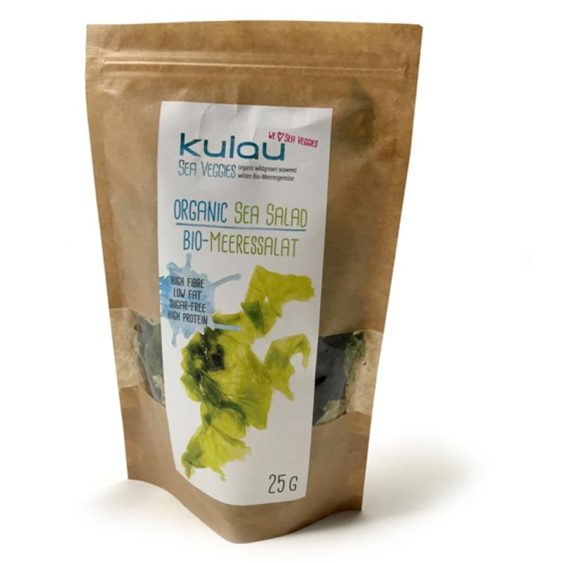 Alge sea lettuce (salata de mare) bio 25g